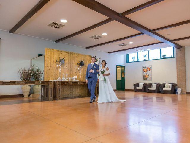 Il matrimonio di Angelica e Emiliano a Casirate d'Adda, Bergamo 21