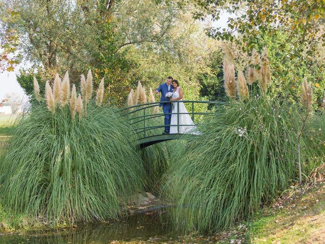 Il matrimonio di Angelica e Emiliano a Casirate d'Adda, Bergamo 23