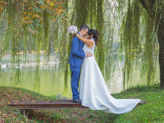 Il matrimonio di Angelica e Emiliano a Casirate d'Adda, Bergamo 25