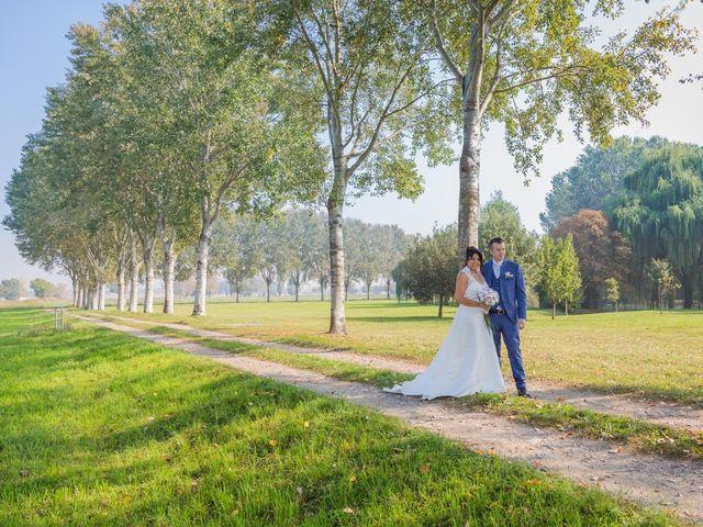 Il matrimonio di Angelica e Emiliano a Casirate d'Adda, Bergamo 26