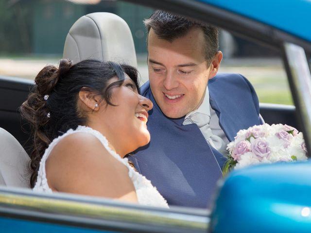 Il matrimonio di Angelica e Emiliano a Casirate d'Adda, Bergamo 27