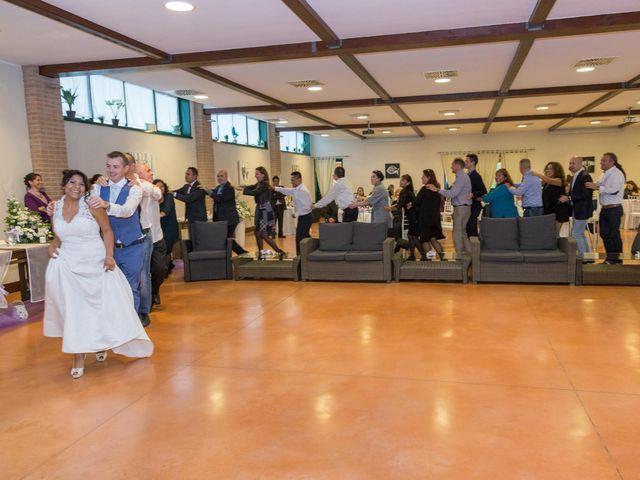 Il matrimonio di Angelica e Emiliano a Casirate d'Adda, Bergamo 30