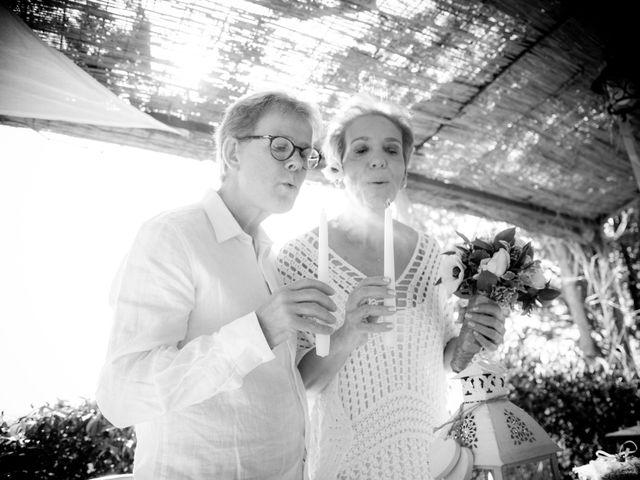 Il matrimonio di Fred e Christina a Volterra, Pisa 8