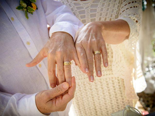 Il matrimonio di Fred e Christina a Volterra, Pisa 11