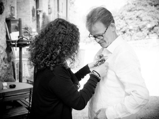 Il matrimonio di Fred e Christina a Volterra, Pisa 21