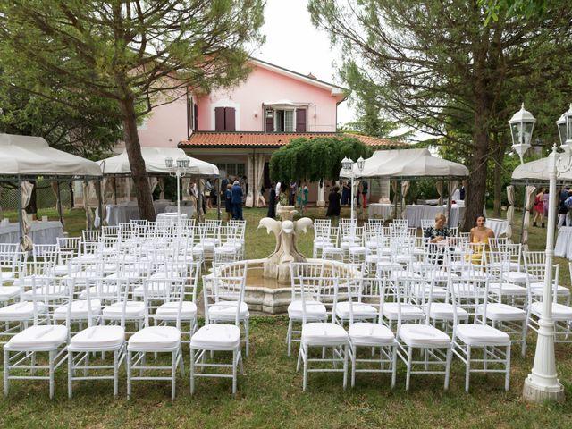 Il matrimonio di Ezio e Fiorella a Solarolo, Ravenna 4