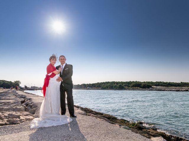 Il matrimonio di Ezio e Fiorella a Solarolo, Ravenna 25
