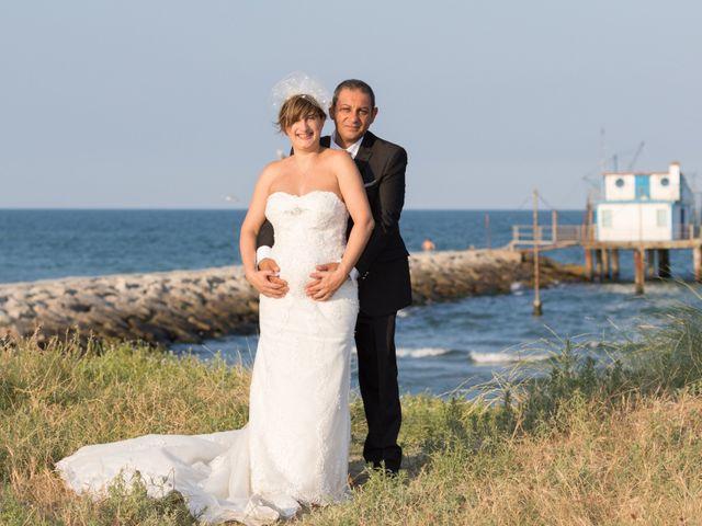 Il matrimonio di Ezio e Fiorella a Solarolo, Ravenna 27