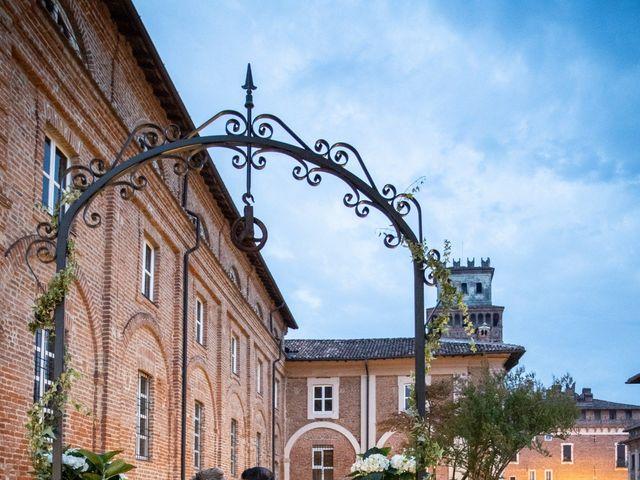 Il matrimonio di Matteo e Grazia a Chignolo Po, Pavia 3