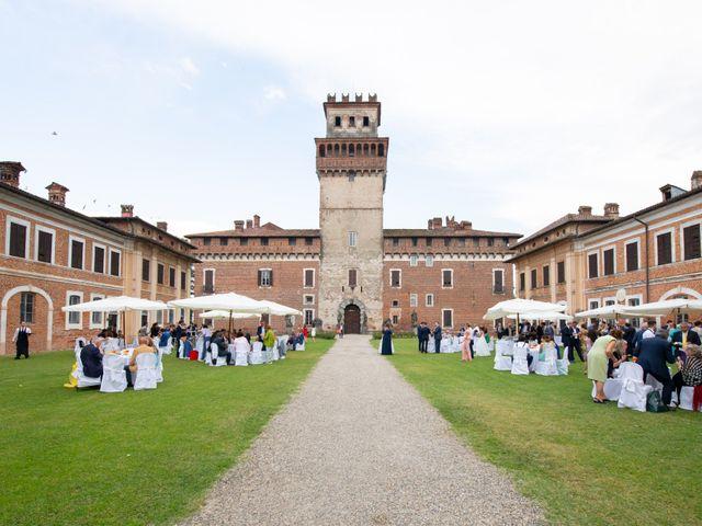 Il matrimonio di Matteo e Grazia a Chignolo Po, Pavia 4