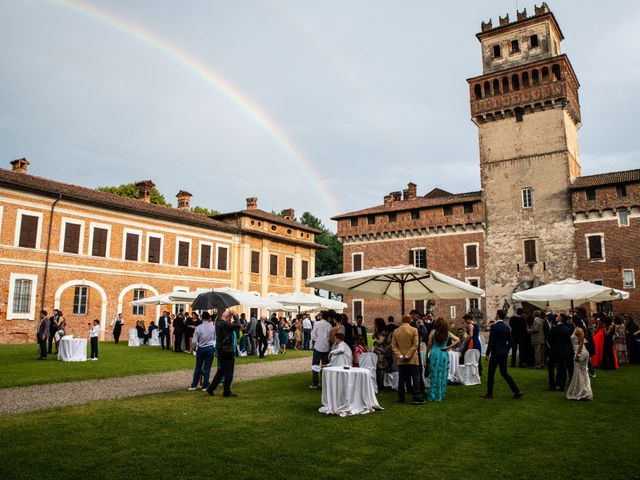 Il matrimonio di Matteo e Grazia a Chignolo Po, Pavia 9