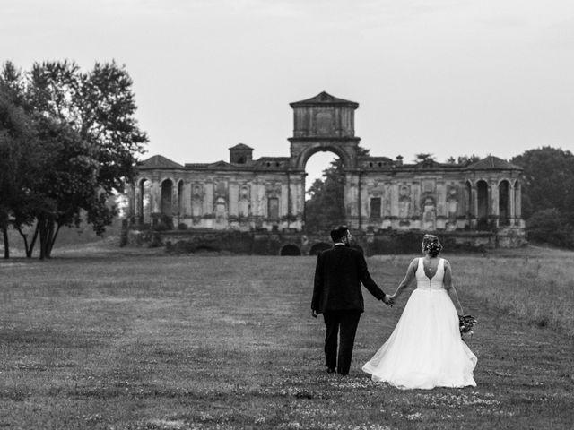 Il matrimonio di Matteo e Grazia a Chignolo Po, Pavia 14