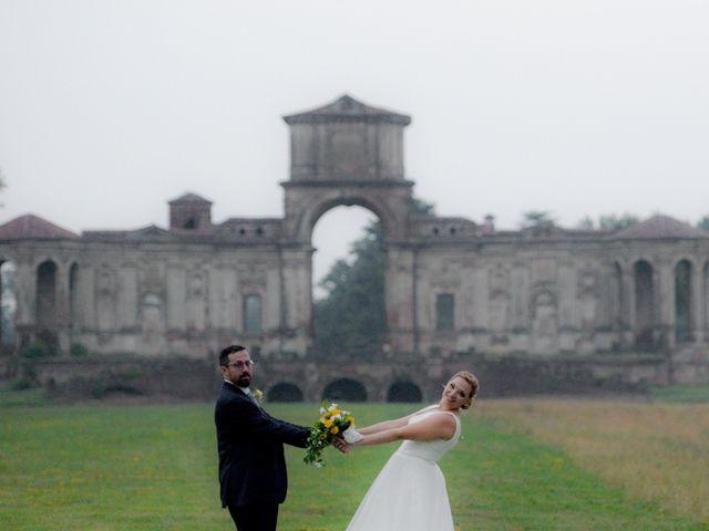 Il matrimonio di Matteo e Grazia a Chignolo Po, Pavia 15