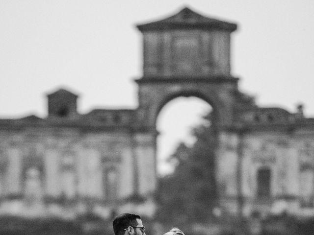 Il matrimonio di Matteo e Grazia a Chignolo Po, Pavia 16