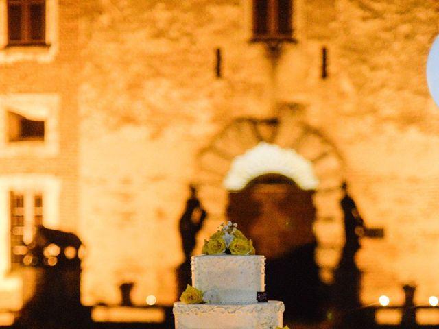 Il matrimonio di Matteo e Grazia a Chignolo Po, Pavia 1