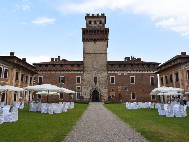 Il matrimonio di Matteo e Grazia a Chignolo Po, Pavia 26
