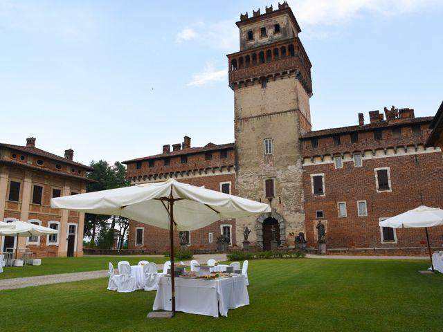 Il matrimonio di Matteo e Grazia a Chignolo Po, Pavia 27