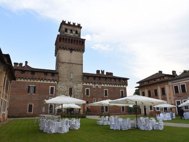 Il matrimonio di Matteo e Grazia a Chignolo Po, Pavia 28