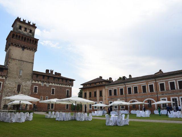 Il matrimonio di Matteo e Grazia a Chignolo Po, Pavia 29