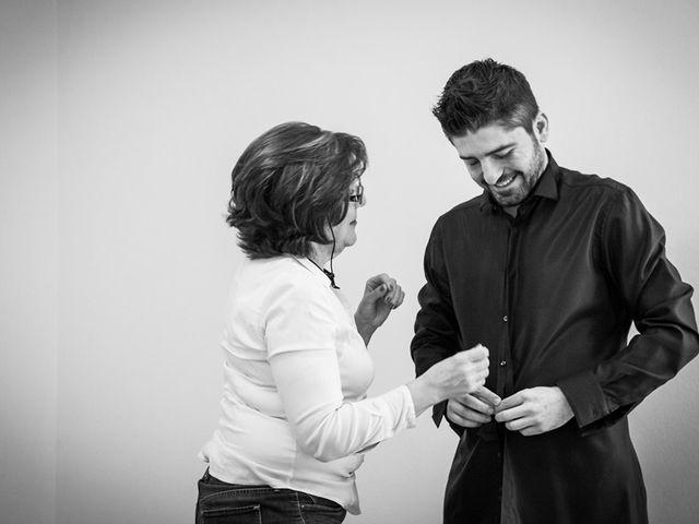 Il matrimonio di Antonio e Federica a Lajatico, Pisa 10
