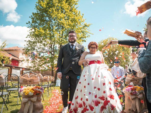 Il matrimonio di Christian e Sara a Poirino, Torino 2