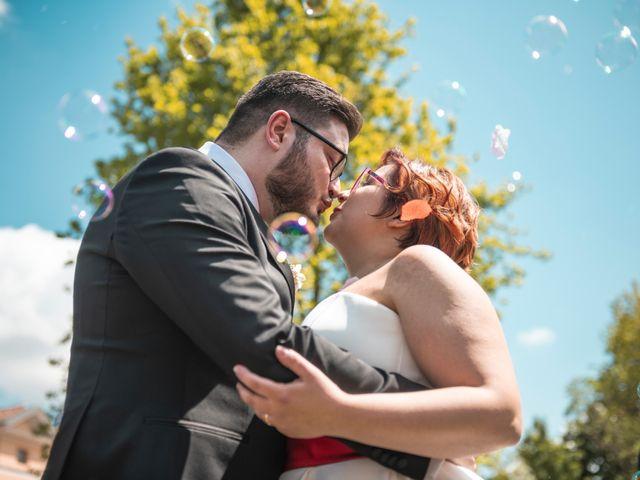 Il matrimonio di Christian e Sara a Poirino, Torino 3