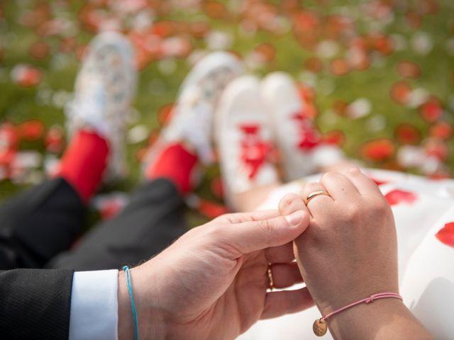Il matrimonio di Christian e Sara a Poirino, Torino 7