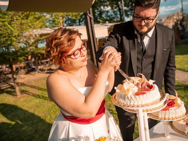 Il matrimonio di Christian e Sara a Poirino, Torino 10