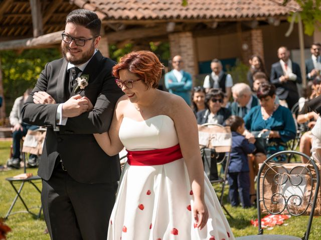 Il matrimonio di Christian e Sara a Poirino, Torino 32