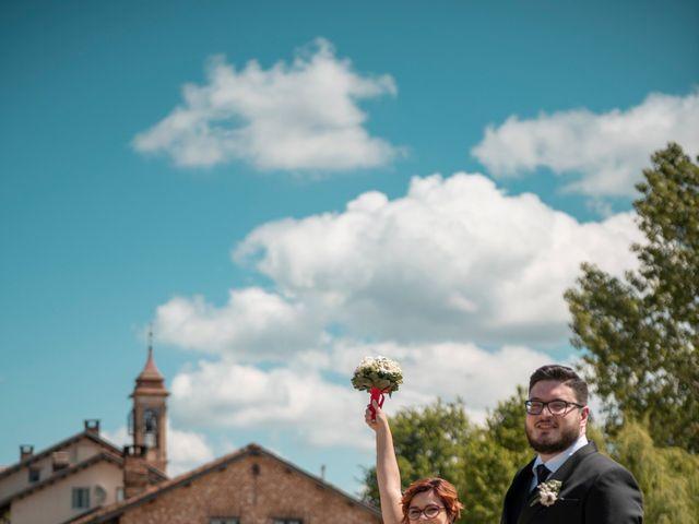 Il matrimonio di Christian e Sara a Poirino, Torino 38