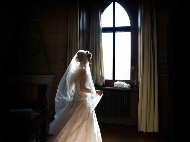 Il matrimonio di Victoria e Vadim a Voghera, Pavia 6