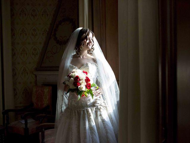 Il matrimonio di Victoria e Vadim a Voghera, Pavia 7