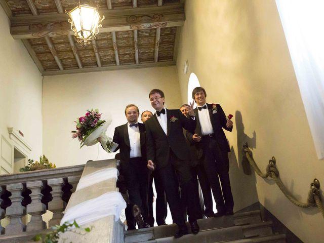 Il matrimonio di Victoria e Vadim a Voghera, Pavia 11