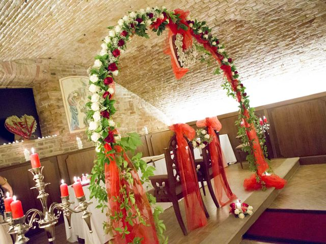 Il matrimonio di Victoria e Vadim a Voghera, Pavia 12