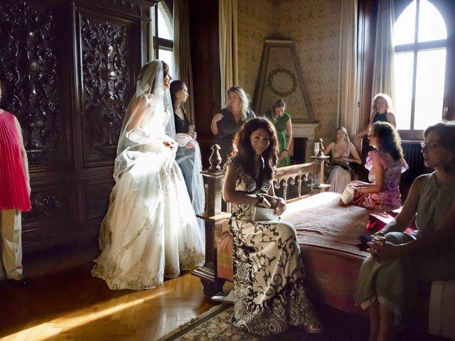 Il matrimonio di Victoria e Vadim a Voghera, Pavia 13