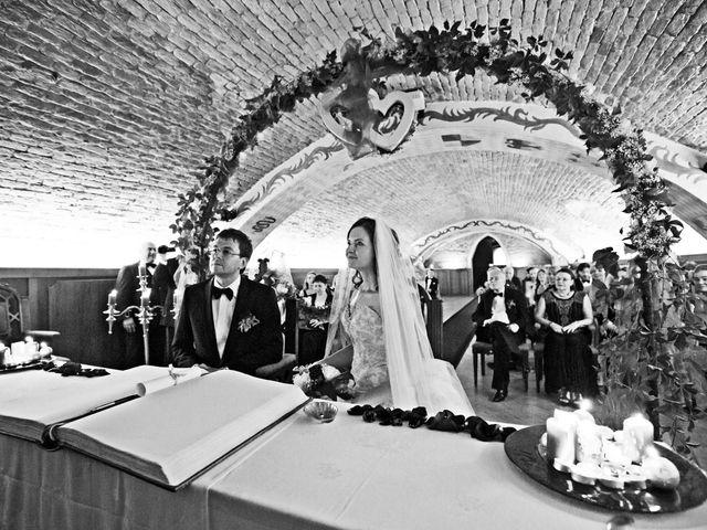 Il matrimonio di Victoria e Vadim a Voghera, Pavia 17