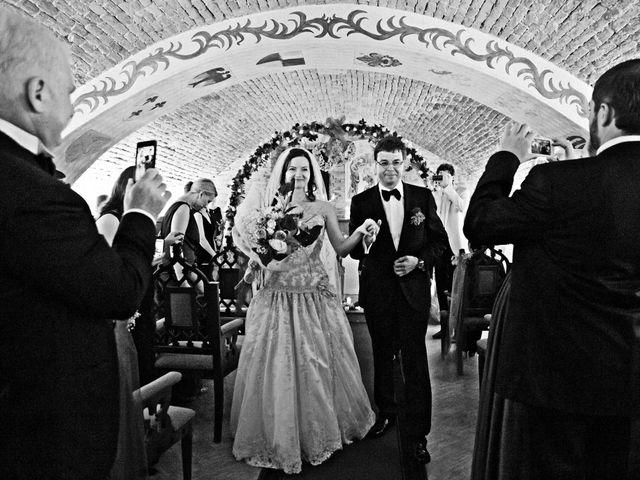 Il matrimonio di Victoria e Vadim a Voghera, Pavia 21