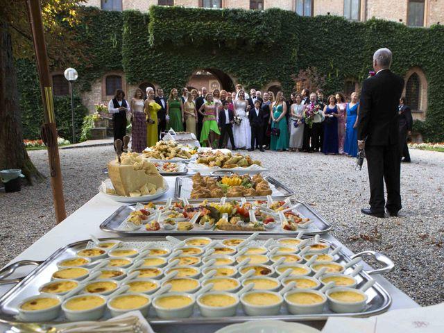 Il matrimonio di Victoria e Vadim a Voghera, Pavia 24