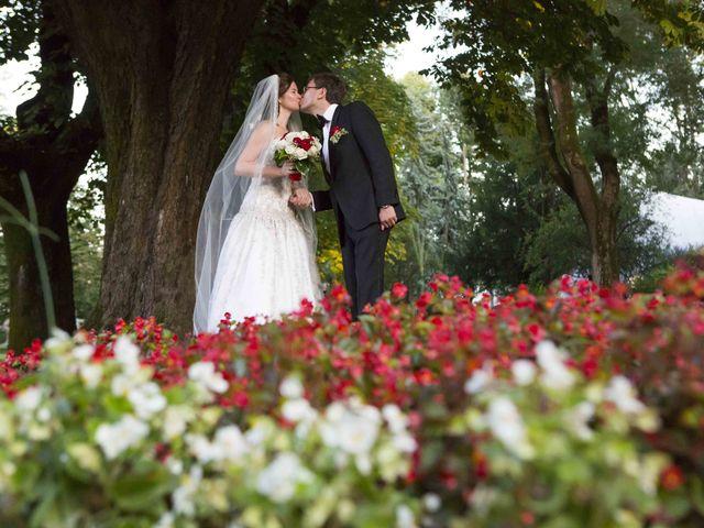 Il matrimonio di Victoria e Vadim a Voghera, Pavia 27