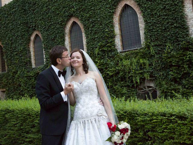 Il matrimonio di Victoria e Vadim a Voghera, Pavia 30