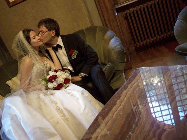 Il matrimonio di Victoria e Vadim a Voghera, Pavia 31