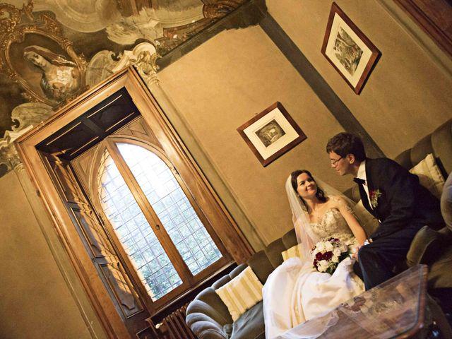 Il matrimonio di Victoria e Vadim a Voghera, Pavia 32