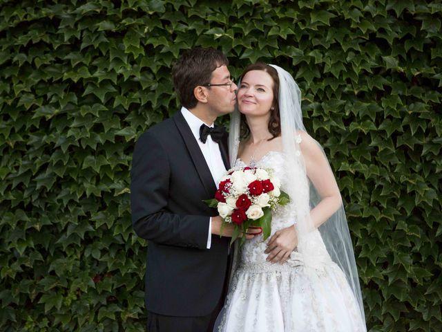 Il matrimonio di Victoria e Vadim a Voghera, Pavia 33