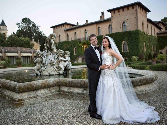 Il matrimonio di Victoria e Vadim a Voghera, Pavia 34