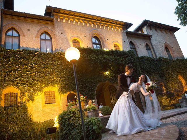 Il matrimonio di Victoria e Vadim a Voghera, Pavia 35
