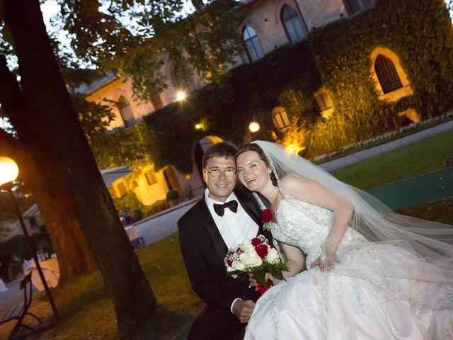 Il matrimonio di Victoria e Vadim a Voghera, Pavia 36