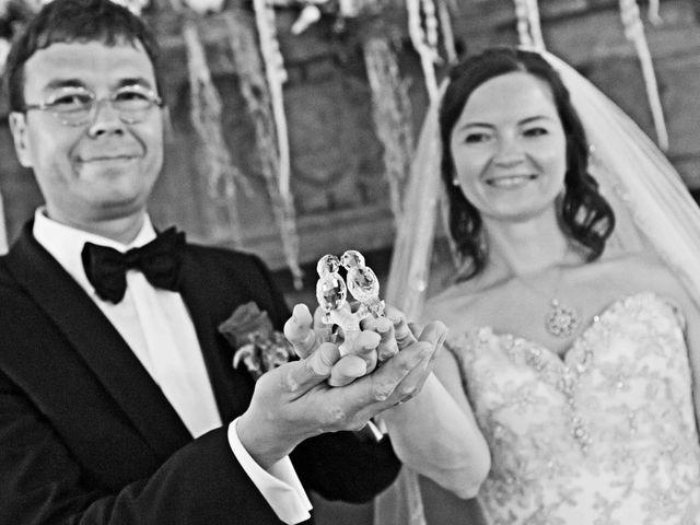 Il matrimonio di Victoria e Vadim a Voghera, Pavia 39