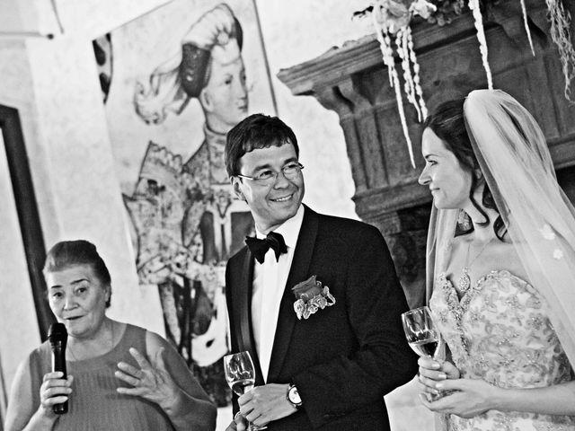 Il matrimonio di Victoria e Vadim a Voghera, Pavia 40