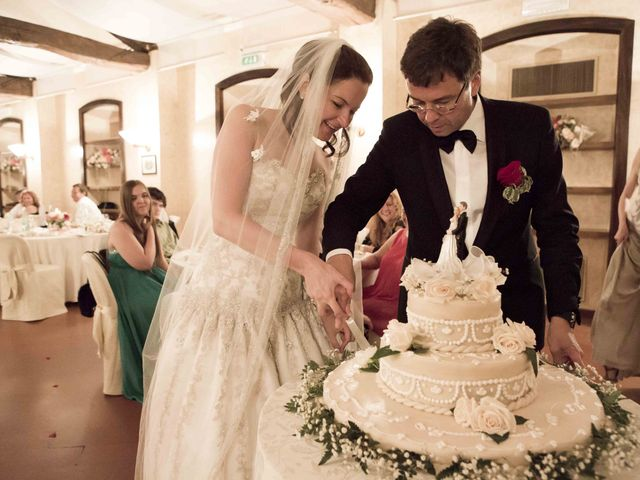 Il matrimonio di Victoria e Vadim a Voghera, Pavia 44