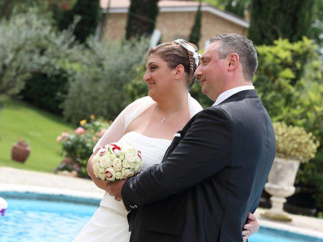 Le nozze di Roberta e Gianluca